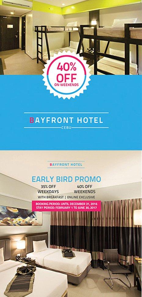 Bayfront Hotel-outcome