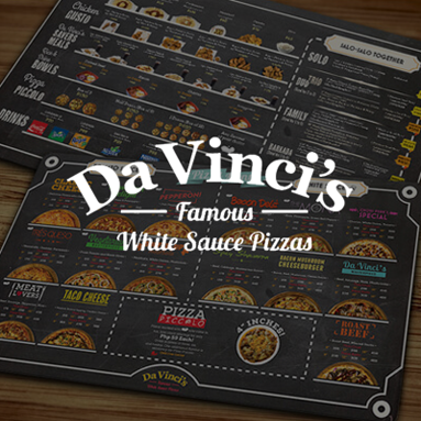 Da Vinci's Pizza